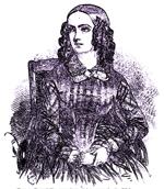 Teresa Brambilla, creadora del personaje de Gilda. Rosselin, editado por la revista Voltaire, núm. 21. París 1840. Bibliothèque Nationale de France, París